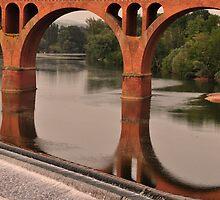 Albi Bridge by Amy Hale