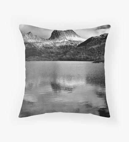 Cradle Mountain Throw Pillow