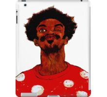 Pout iPad Case/Skin