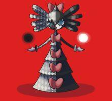 Final Fantasy - Gothitelle Harlequin by Yena-Kiachi