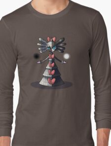 Final Fantasy - Gothitelle Harlequin Long Sleeve T-Shirt