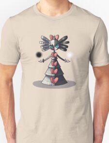 Final Fantasy - Gothitelle Harlequin Unisex T-Shirt