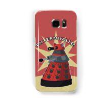 Red Dalek Samsung Galaxy Case/Skin