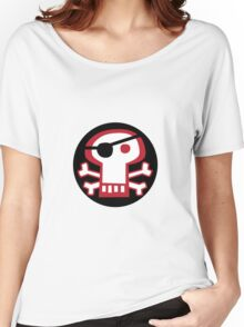 Get some pirate skull. Women's Relaxed Fit T-Shirt