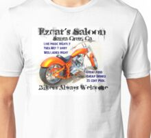 Ezcat's Saloon Unisex T-Shirt