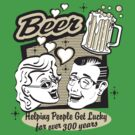 Vintage T-Shirts Beer by Vintage Retro T-Shirts
