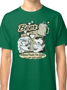 Vintage T-Shirts Beer Classic T-Shirt
