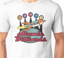 Vintage T-Shirts Billiards Unisex T-Shirt