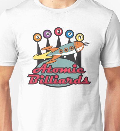 Vintage T-Shirts Billiards Unisex T-Shirt