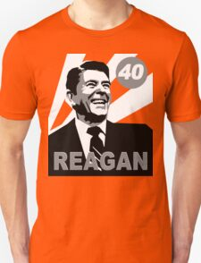 Reagan - 40 T-Shirt