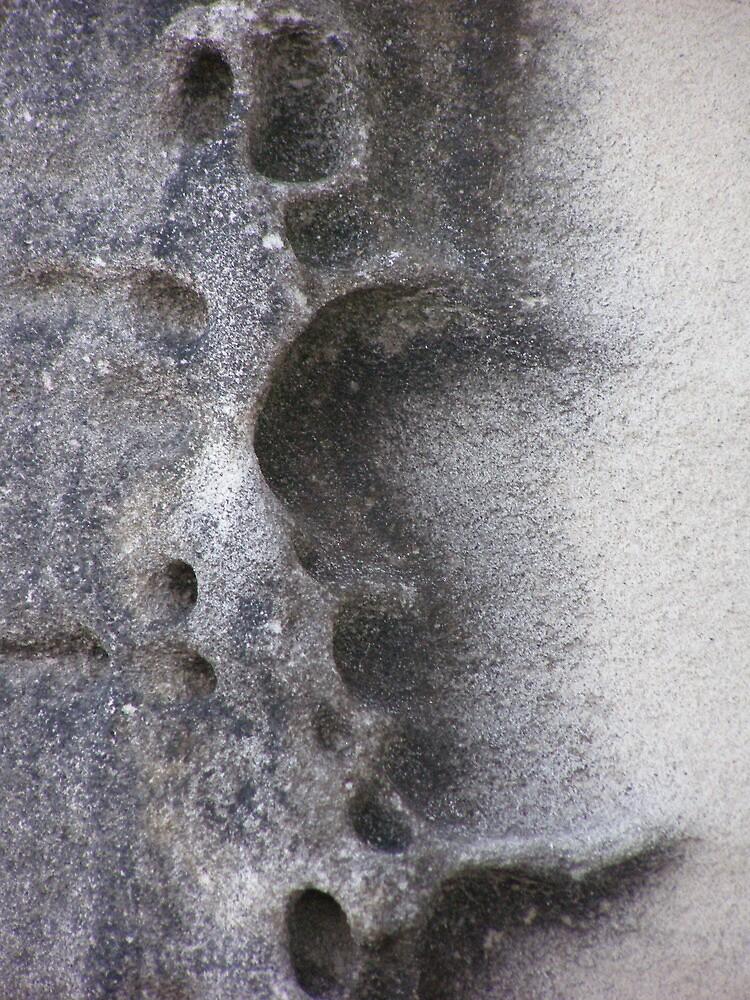 rock patterns- bondi to coogee walk, sydney by cheza77