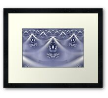 Winter Fancy Framed Print