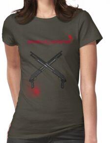 Edward Cullen Hunter Womens Fitted T-Shirt