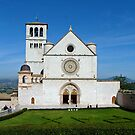 Basilica of San Francesco d'Assisi by jules572