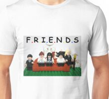 Lego Friends  Unisex T-Shirt