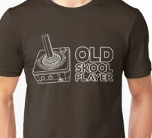 Old Skool Player Unisex T-Shirt