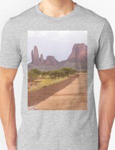 a large Somalia landscape T-Shirt