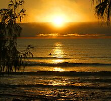 Waiting for the Sun by Jane Marin