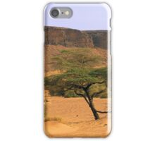 an exciting Somalia landscape iPhone Case/Skin