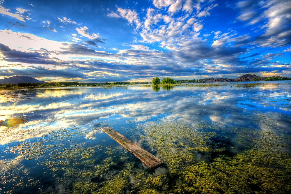 sky/sky by Bob Larson