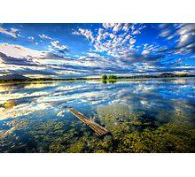 sky/sky Photographic Print