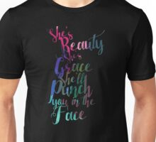 Beauty and Grace Unisex T-Shirt