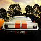 Mustang by JackWilby
