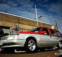 Gassed VK wagon by JackWilby