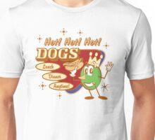 Vintage T-Shirts Hot Dog Unisex T-Shirt