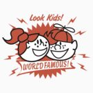 Vintage T-Shirts Kids by Vintage Retro T-Shirts