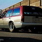 VK Wagon Rear by JackWilby