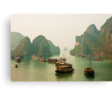 Ha Long Bay Canvas Print