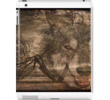 Willow Wolf iPad Case/Skin