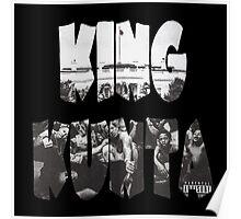 Kendrick Lamar King Kunta Poster