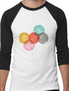 drops/2 Men's Baseball ¾ T-Shirt