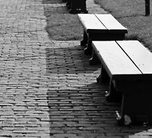 Benches 2 by Edward Myers