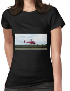 NSW RFS 02 Womens Fitted T-Shirt
