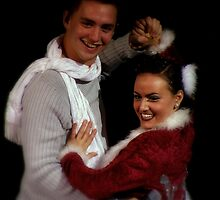 Christmas On Ice ~ Part Four by artisandelimage