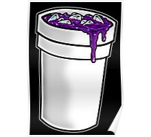 Purple Drink Poster