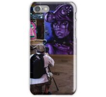 Photo of Street Art @ Powerhouse in Geelong iPhone Case/Skin