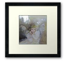 Angel (6) Framed Print
