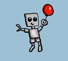 Robot and Balloon  Unisex T-Shirt