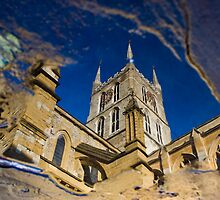 Southwark Cathedral - London by George Parapadakis (monocotylidono)