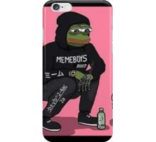 SAD PEPE 2.0 iPhone Case/Skin