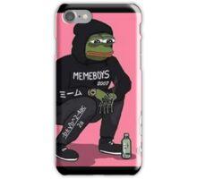 SAD PEPE 2.0 iPhone Case/Skin