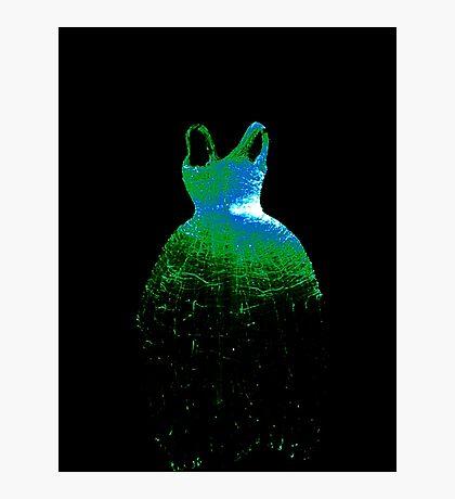 Neon Fairytale Photographic Print