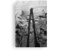 Lunar Explorer Canvas Print