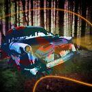 Retro Car by designtime