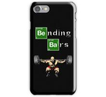 Breaking Bad Walter White Gym Motivation iPhone Case/Skin