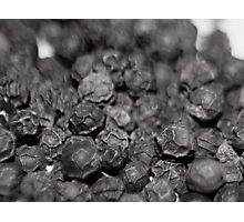 Peppercorns Photographic Print